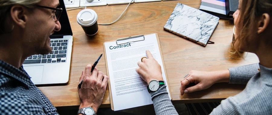 Umowa z inwestorami - start-up